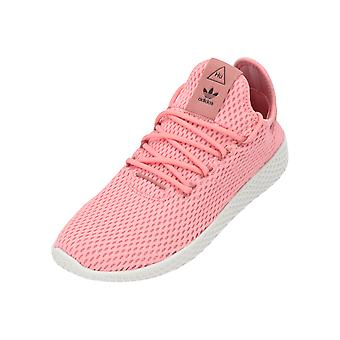 adidas Originals PW TENNIS HU Unisex Sneakers Low Shoes pink NEW OVP