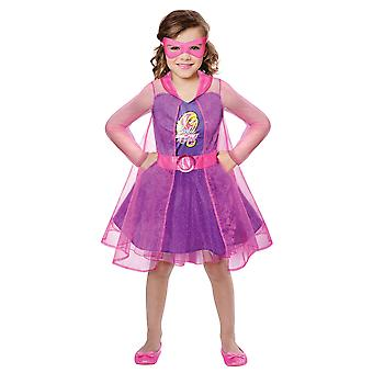 Filles Barbie Spy Squad Fancy Dress Costume