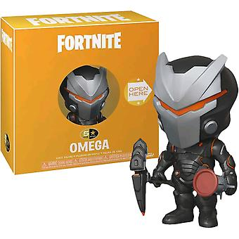 Fortnite Omega (Full Armor) 5-Star Vinyl Figure