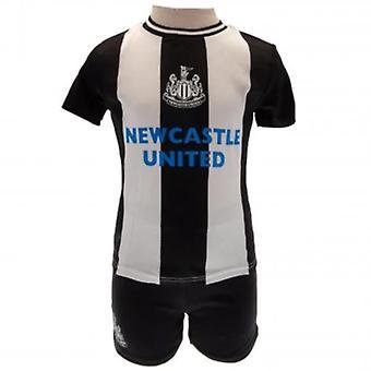 Newcastle United Baby Kit T-Shirt and Shorts Set | 2019/20 Season