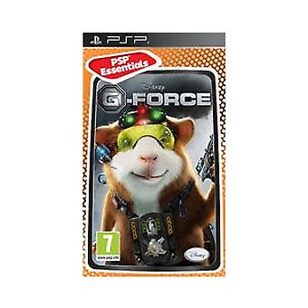 Essentials G-Force (PSP)-ny