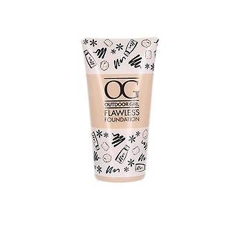 Outdoor Girl Flawless Foundation 30ml ~ Sand Beige