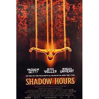 Shadow Hours (Single Sided Regular) Original Cinema Poster