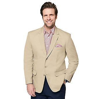 Pegasus Mens Pegasus Tailored Cotton Jacket