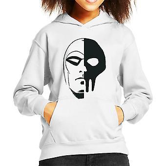 The Phantom Skull Split Kid's Hooded Sweatshirt