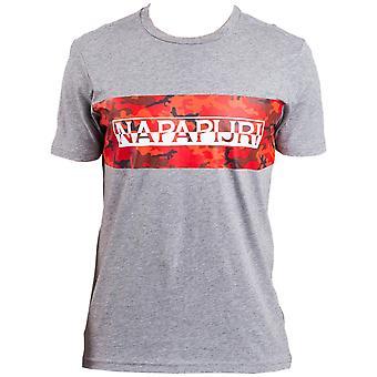 Napapijri Salka N0YIHB160 universal summer men t-shirt
