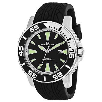 Oceanaut Men's Marletta Black Dial Watch - OC2916