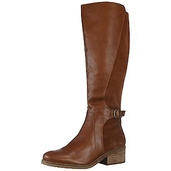Lucky Brand Womens Timinii Round Toe Over Knee Fashion Boots