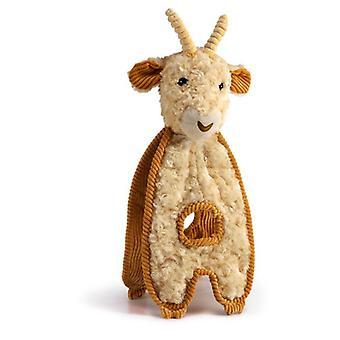 Šarmantní mazlíček tugs pes Squeak hračka