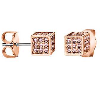 Calvin Klein rocking Rose kulta Swarovski kristalli korva korut KJ9CPE140100