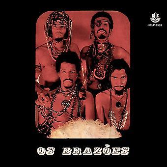 Os Brazoes - Os Brazoes [Vinyl] USA import