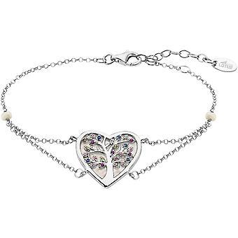 Bracelet Lotus Silver TREE OF LIFE LP1893-2-1 - TREE OF LIFE money woman Bracelet