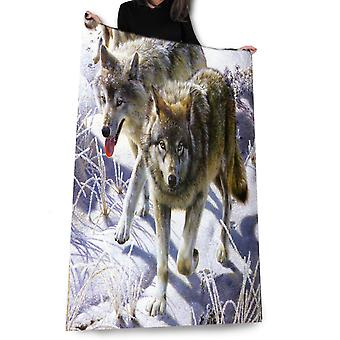 Wild star hearts - snow patrol - fleece blanket, throw