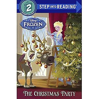 The Christmas Party (Step Into Reading)