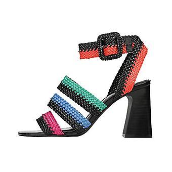 Donald J Pliner Womens Rinata Open Toe Casual Strappy Sandals
