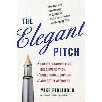 The Elegant Pitch by Mike Mike Figliuolo Figliuolo