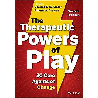 The Therapeutic Powers of Play par Charles E. SchaeferAthena A. Drewes