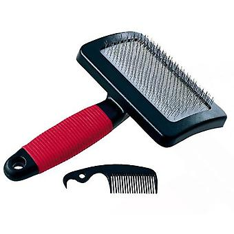 Ferplast Hair Brush Gro 5944 (Dogs , Grooming & Wellbeing , Brushes & Combs)