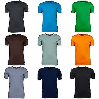 Tee Jays Mens Interlock Short Sleeve T-Shirt