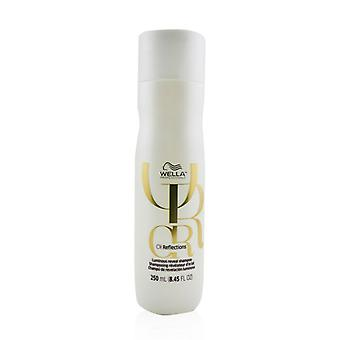 Wella Oil Reflections Luminous Reveal Shampoo - 250ml/8.45oz