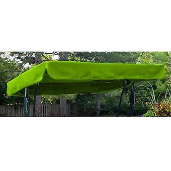 Lime Water Bestendig 2 Seater Replacement Canopy voor Tuin Hangmat Swing Seat