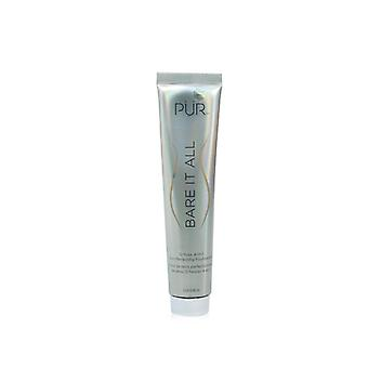 Pur (Purminerals) Bare It All 12 Hour 4 In 1 Skin Perfecting Foundation - - Medium Dark - 45ml/1,5 Unzen