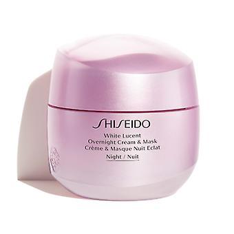 Evidenziazione della crema notturna Bianco Lucent Shiseido (75 ml)