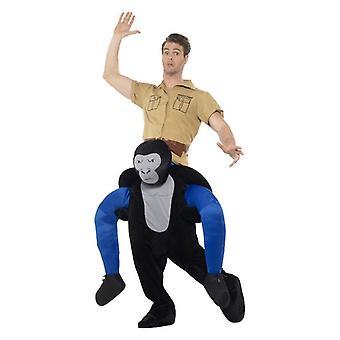 Piggyback Gorilla Costume