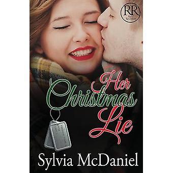Her Christmas Lie by McDaniel & Sylvia