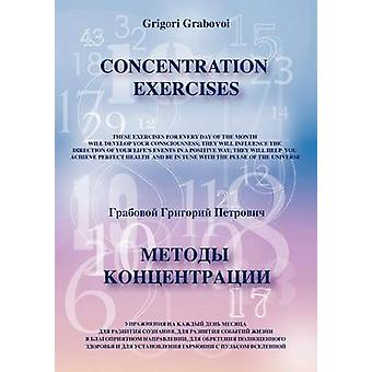 Concentration Exercises  bilingual Version EnglishRussian by Grabovoi & Grigori