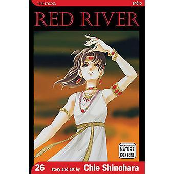Red River - Volume 26 by Chie Shinohara - Chie Shinohara - 9781421522