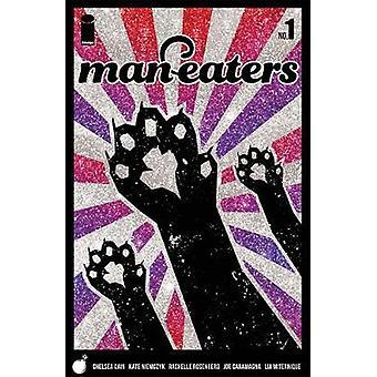 Man-Eaters Volym 1 av Chelsea Cain - 9781534311435 Book