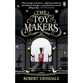 The Toymakers by Robert Dinsdale - 9781785036354 Book
