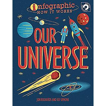 Infographic - How It Works - Our Universe by Jon Richards - 97807502988