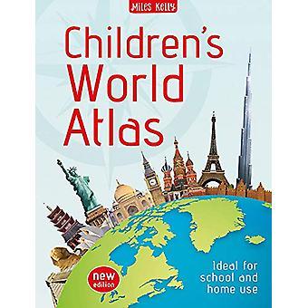 Children's World Atlas New Edition PB by Malcolm Watson - 97817861784