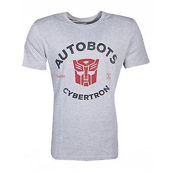 Official Transformers Autobots Men's T-shirt