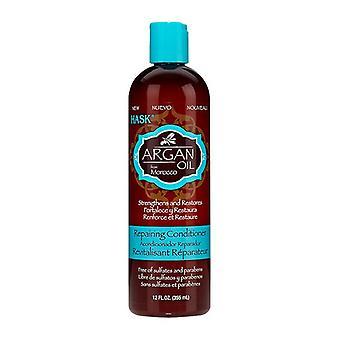 Repairing Conditioner Argan Oil HASK (355 ml)