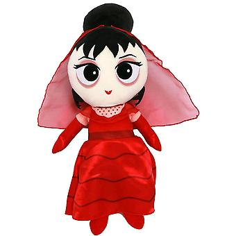 Beetlejuice Lydia Red Dress US Exclusive 12-quot; Peluche