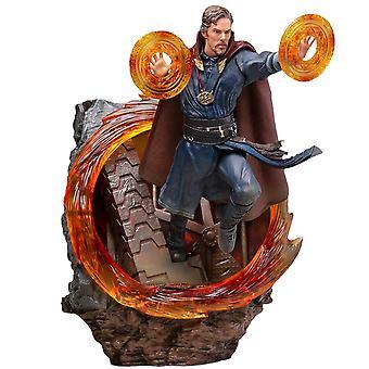 Avengers 4 Endgame Doktor Strange 1:10 Skala Statue