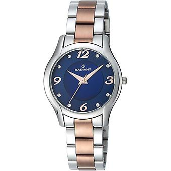 Radiant new gallery Quartz Analog Woman Watch with RA442204 Gold Plated Stainless Steel Bracelet