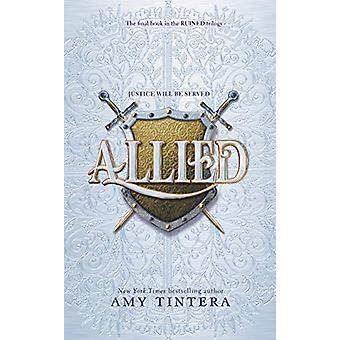 Allied by Amy Tintera - 9780062396679 Book