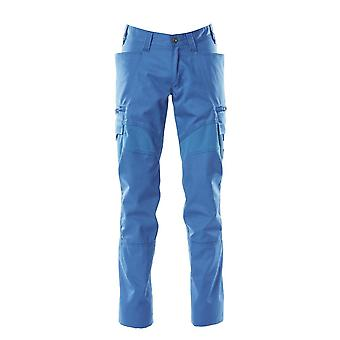 Mascot stretch work trousers thigh-pockets 18679-442 - accelerate, mens -  (colours 1 of 3)
