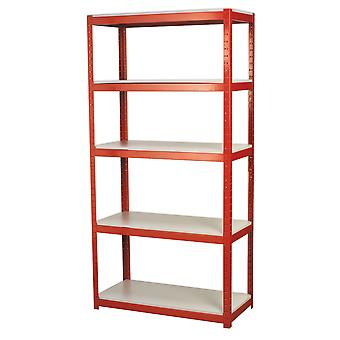 Sealey Ap6500 Racking Unit With 5 Shelves 500Kg Capacity Per Level