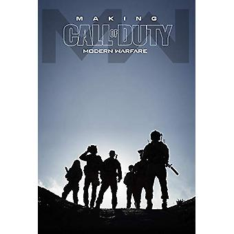 Making Call of Duty - Modern Warfare by Titan Books - 9781789093513 Bo