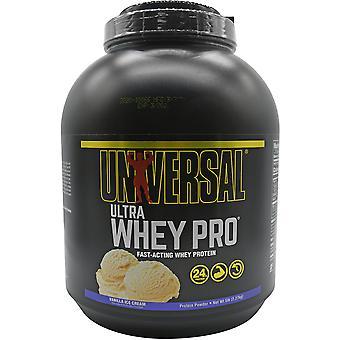 Universal Nutrition Ultra Whey Pro - Environ 67 portions - Crème glacée à la vanille