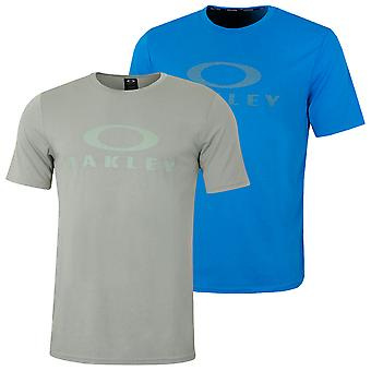 Oakley Hombres O Bark SS Camiseta