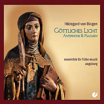 Bingen / Ensemble Fur Fruhe Musik Augsburg - Goettliches Licht - Antiphone & Psalmen [CD] USA import