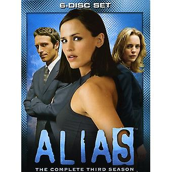 Alias - Alias: Season 3 [DVD] USA import