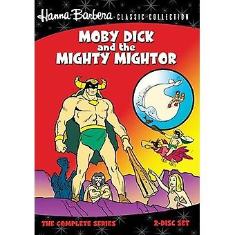 Moby Dick & the Mighty Mightor: Complete Series [DVD] USA import