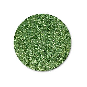 Single Light Green A4 Sheet Glitter Card for Crafts | Coloured Card for Crafts